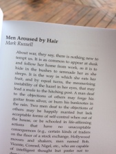 men aroused by hair hvtn