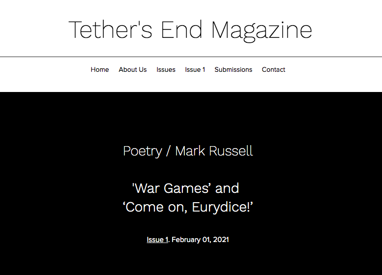 tether's end 1